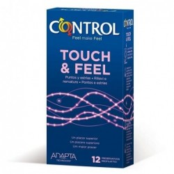 CONTROL TOUCH AND FEEL 12...