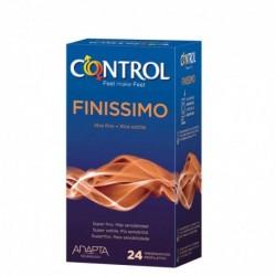 CONTROL FINISSIMO 24 UNID