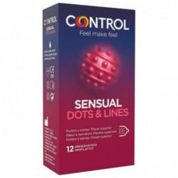 CONTROL SENSUAL DOTS &...
