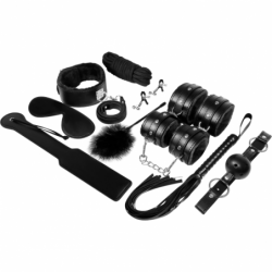 EXPERIENCE BDSM FETISH KIT...