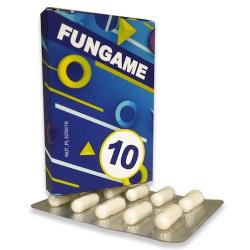 10 CAPSULAS FUNGAME